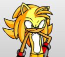Kenetic the hedgehog