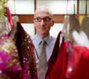 Dean Pelton's outfits
