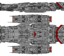 Valkyrie Type Battlestar