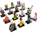 8803 Minifigures Series 3