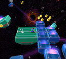 Super Mario Galaxy/Walkthrough/Space Junk Galaxy