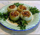Stuffed Onions with Meat