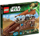 75020 Jabba's Sail Barge
