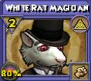 White Rat Magician Item Card
