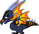 Meteor Dragon