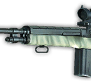 M14 rifle