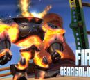 Fire Geargolum