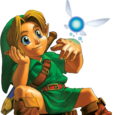 Link's Fairy Companion