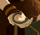 Toph's bracelet