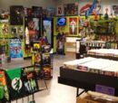 The Comic Center of Pasadena