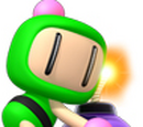 Green Bomberman