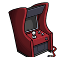 Unplugged Arcade Machine