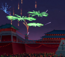 Mulan Locations