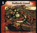 Badlands Lizard
