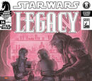 Star Wars: Legacy 14: Claws of the Dragon, Part 1