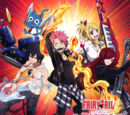 Fairy Tail Intro & Outro Themes Vol.2