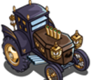 Spooky Tractor