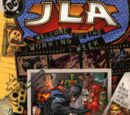JLA: Welcome to the Working Week