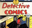 Detective Comics Vol 1 29