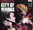 Hellblazer: City of Demons Vol 1 3