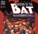 Batman: Shadow of the Bat Vol 1
