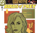 Birds of Prey Vol 1 41
