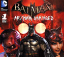 Batman: Arkham Unhinged Vol 1 1