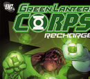 Green Lantern Corps: Recharge/Gallery