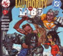 Authority/Lobo: Jingle Hell Vol 1 1