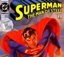 Superman: Man of Steel Vol 1 1
