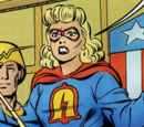 American Belle (Amalgam Universe)