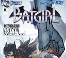 Batgirl Vol 4 5
