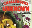 Challengers of the Unknown Vol 1 22