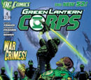 Green Lantern Corps Vol 3 4