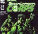 Green Lantern Corps Vol 2 63