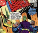 Legion of Super-Heroes Vol 2 273