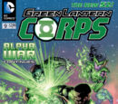 Green Lantern Corps Vol 3 9