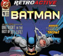 DC Retroactive: Batman  The '90s Vol 1 1