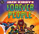 Jack Kirby's Forever People Vol 1 1