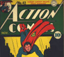 Action Comics Vol 1 42