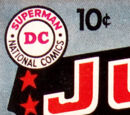 Justice League of America/Covers