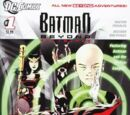 Batman Beyond Unlimited Vol 1 1
