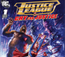 Justice League: Cry for Justice Vol 1 1