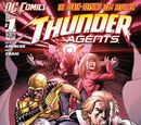 T.H.U.N.D.E.R. Agents Vol 4 1