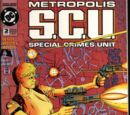 Metropolis S.C.U. Vol 1 2