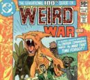 Weird War Tales Vol 1 100