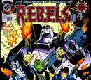 R.E.B.E.L.S. Vol 1 0