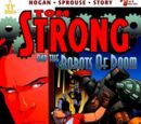 Tom Strong and the Robots of Doom Vol 1
