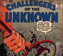 Challengers of the Unknown Vol 1 7