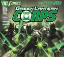 Green Lantern Corps Vol 3 3
